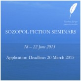 Open Call: Sozopol Fiction Seminars, 2015